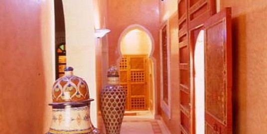 The unique experience of a Riad in Marrakech